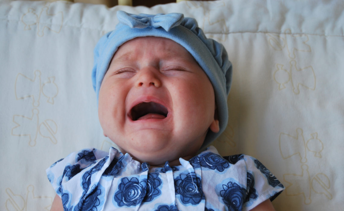 Story Time: Why is your baby crying?