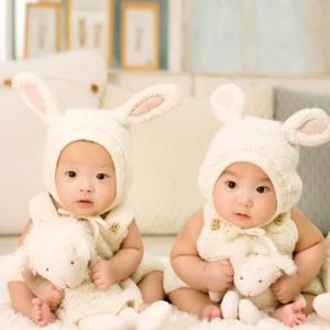 jumeaux et jumelles