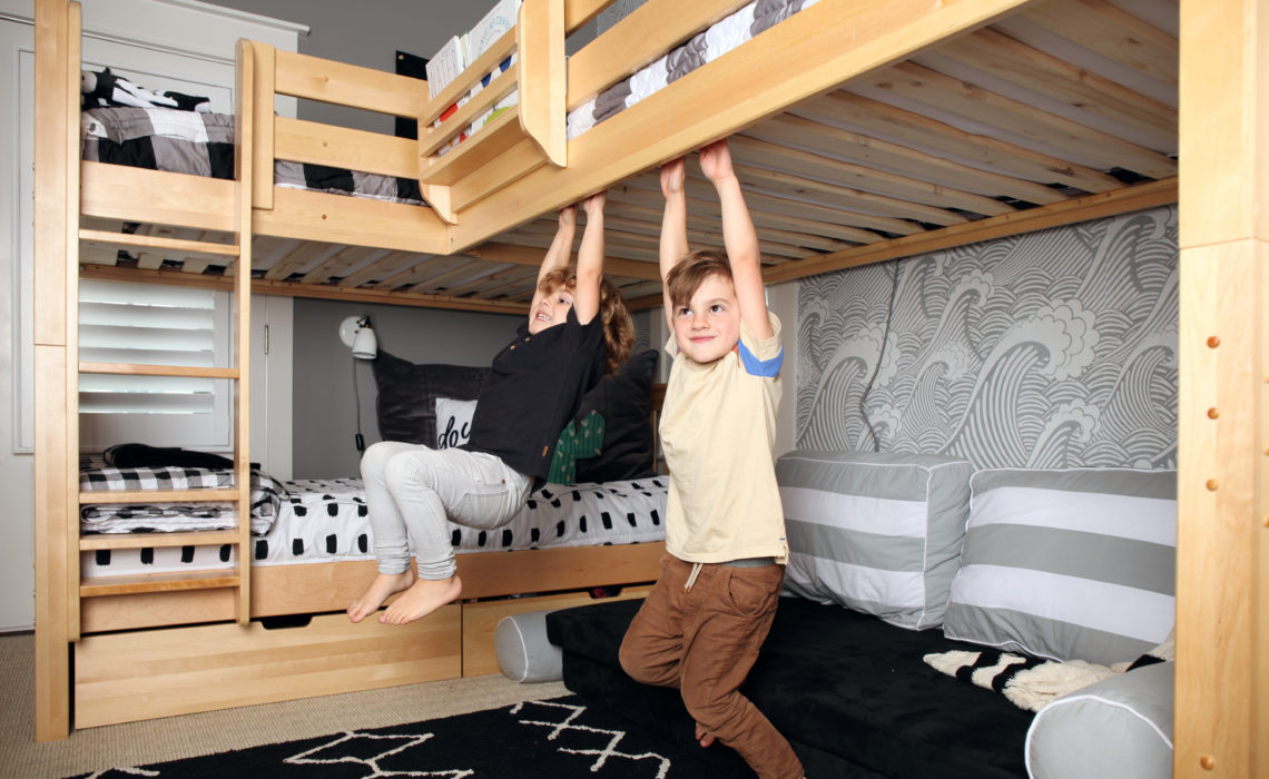 Designing your kid's room: perfect space optimization thanks to Maxtrix®