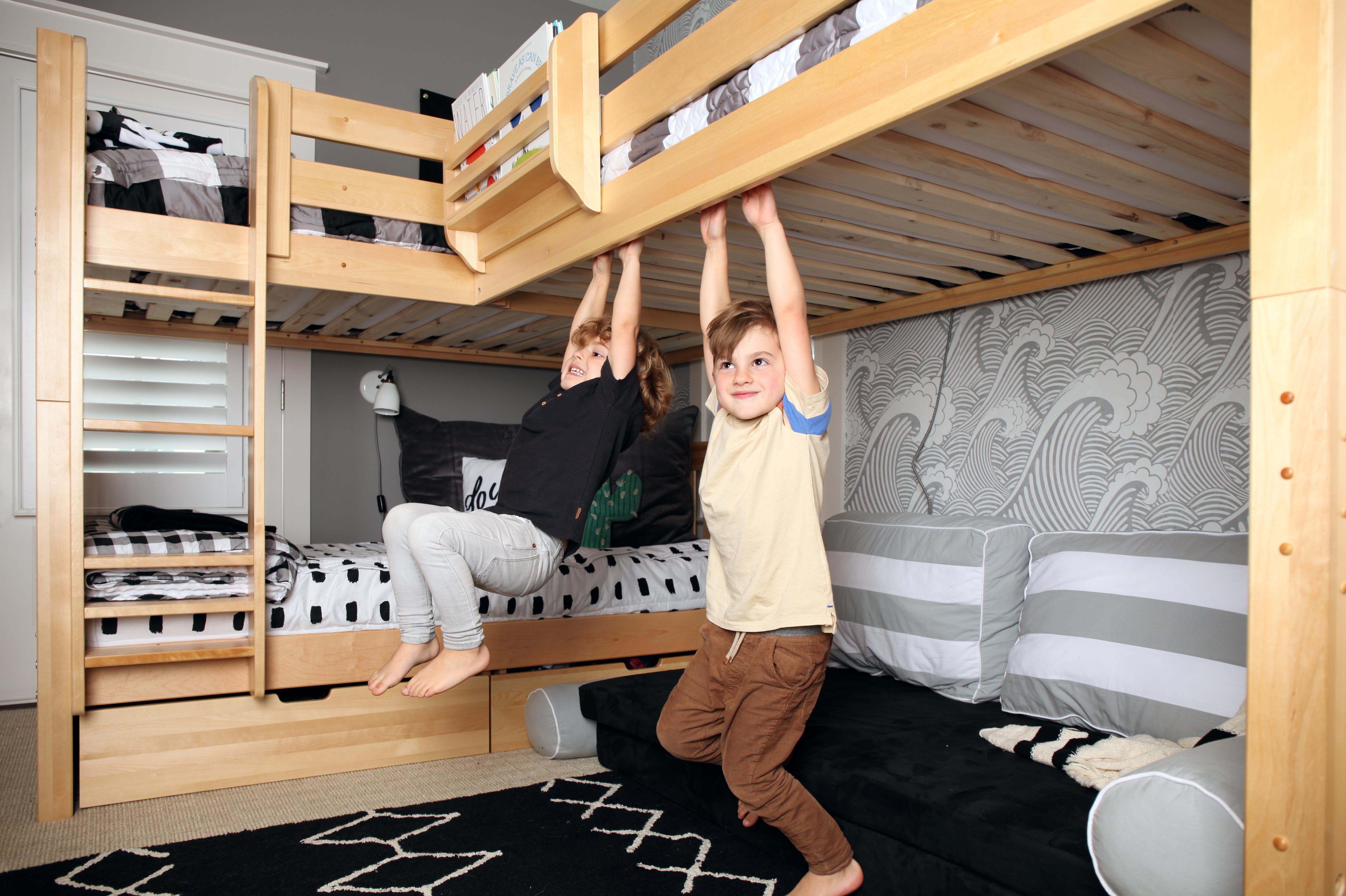 Accessoire Chambre D Enfant aménager la chambre d'enfant : la parfaite optimisation de l
